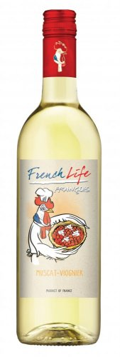 FRENCH LIFE MUSCAT VIOGNIER